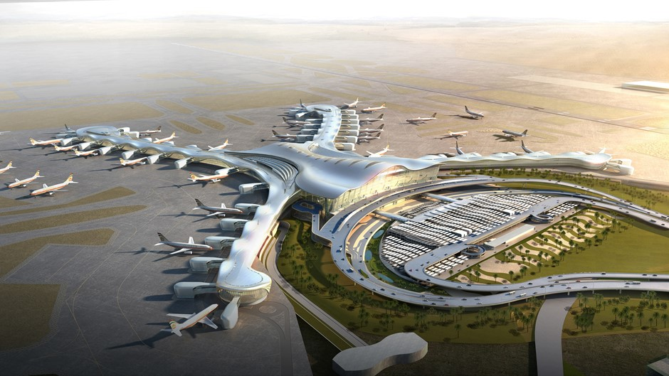 Abu dhabi airport company midfield terminal complex for International decor company abu dhabi