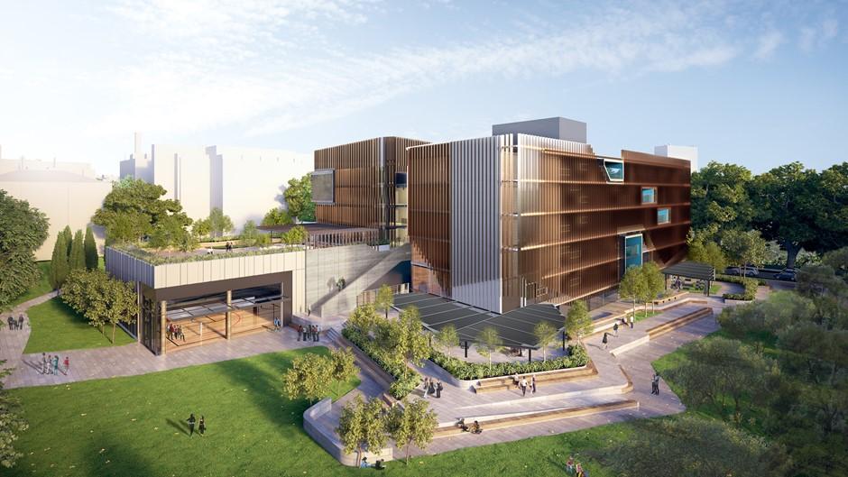 Vertical schools to showcase Australian learning innovation